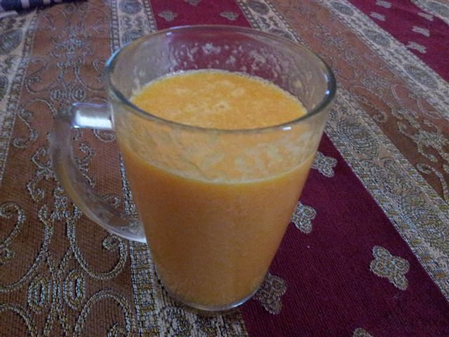citrus smoothie 3