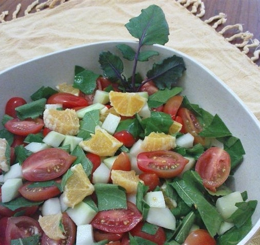 malva salad 2