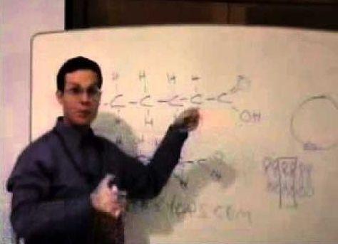 """חומצות שומן חיוניות – הרצאה של ד""""ר ריק דינה"""